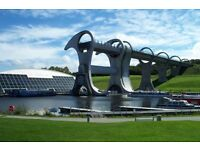 Abseil the Falkirk Wheel and raise funds for Spina Bifida Scotland