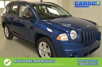 2009 Jeep Compass SPORT, LOCAL, TRACTION CONTROL