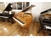 Zimmermann Baby Grand Piano Mahogany Polyester By Sherwood Phoenix Pianos