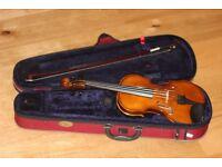 Violin 1/2 Size - Stentor Student II