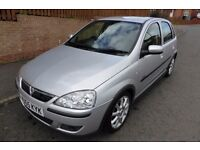 VAUXHALL CORSA AUTOMATIC ** CHOICE OF 3 OR 5 DOOR ** FULL HISTORY **