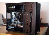 i5-4440S,8GB RAM, Asus GTX 750Ti, 1TB HDD, Corsair CX430 PSU, DVD-RW,Win 10