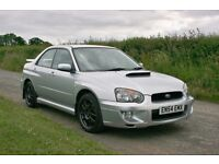 Subaru Impreza WRX 225 UK car