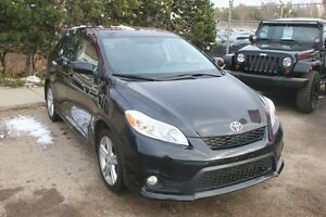 2014 TOYOTA MATRIX S H/BACK, S/ROOF, ALLOYS AUTOMATIC