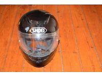 Shoei Helmet & Neck Warmer