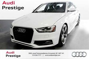 2014 Audi A4 S-LINE ROTOR MAGS