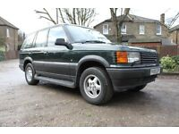 1997 Range Rover 4.0 SE P38 * LPG Fitted * NEW MOT * Excellent Workhorse *