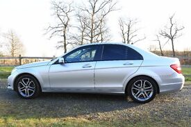 Mercedes-Benz C Class 2.1 C200 CDI BlueEFFICIENCY SE (Executive Pack) 7G-Tronic Plus 4dr (Map Pilot)