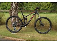 Trek Remedy 9.8 (2015 Carbon Mountain Bike)