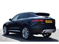 Jaguar F-pace V6 S AWD (black) 2017-03-30