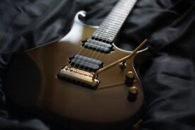 Ernie Ball Musicman JP6 Limited Edition 2008 Sequoia Gold
