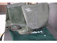 Snowbee Classic Thigh Waders size 12 worn once