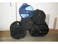Padded Drum Cases For Sale from £20 per case or near offer