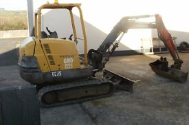 Volvo Digger for sale