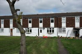 3 Bedroom Terraced House in Grove Farm Nuneaton - recently refurbished