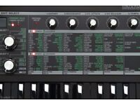 Microkorg Ltd Edition Black