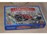 Destination - Portsmouth