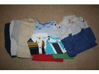 3-6 month boys clothes bundle