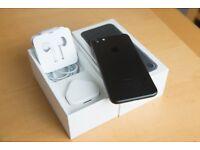 iPhone 7 Jet Black 128GB (unlocked)