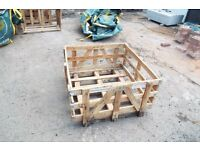 free wooden crates