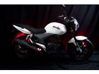 KSR Code 125 motorcycle