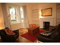 Large 2 bed flat near station!