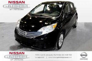 2014 Nissan Versa Note S Plus+AUTO+CAMERA+CRUISE+BLUETOOTH+TAUX