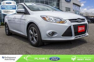2014 Ford Focus SE FORD CERTIFIED LOW RATES & EXTRA WARRANTY