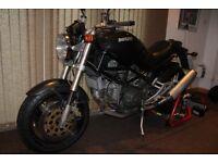 ducati dark monster 900cc