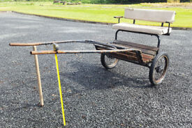 Pony Training Trap (Gig Cart Carriage)