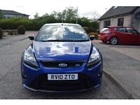 Ford Focus RS Mk2 2010 Performance Blue