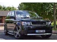 2006 Land Rover Range Rover Sport 2.7 TD V6 HSE Converted in house upgraded to 2006 autobiography