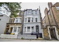 A two bedroom flat on the top floor of a period conversion overlooking Newington Green N16