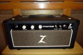 Dr. Z Monza 30 watt valve head 2010 original non master volume model