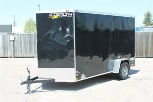 2018 Stealth Trailers Mustang ET 6x12 Enclosed Trailer
