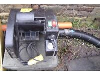 110v belle cement mixer motor unit