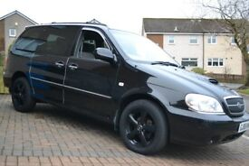 Kia Sedona low miles!! (year MOT)