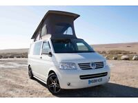 Vw approved converted t5 transporter