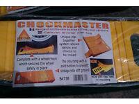 Chockmaster Caravan Leveler.