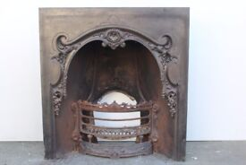 Grand Regency Fireplace Insert! **Requires Back Fire Brick** Lovely & Cheap at £160 #05
