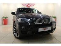 BMW X5 3.0 30sd M Sport 5dr (black) 2008