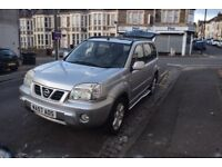 nissan x-trail mobility with wheelchair Accessible ramp top of range conversion by brotherwood.