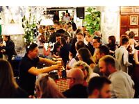 Full Time Restaurant Supervisor required for busy independent bar and restaurant