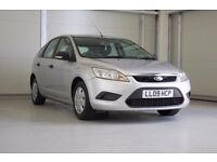 2009 Ford Focus 1.6 TDCi DPF Studio 5 Door 1 Owner With New MOT