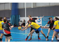 Try something new - Korfball!! Fast, dynamic, sociable - keep fit and meet new people