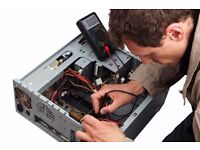 PC/LAPTOP SERVICING AND REPAIRS, CUSTOM BUILDS , NETWORK INSTALLS,
