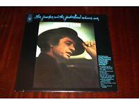 Johnny Cash The Junkie & the Juicehead Minus Me Vinyl LP Record