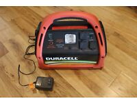 Duracell Powerpack 600 Portable Battery (Jump Start, Charge, Light, USB)