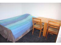 Kingston Riverside, double bedroom