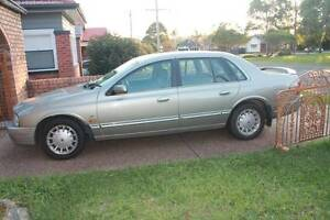 2001 Ford Fairlane Ghia Mayfield West Newcastle Area Preview